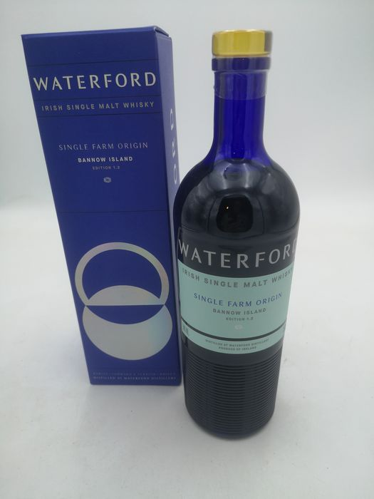 Waterford Bannow Island 1.2 - Original bottling - 70cl