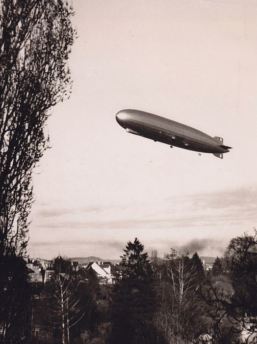 Jlse Ehlert - The Hindenburg, Germany 1936