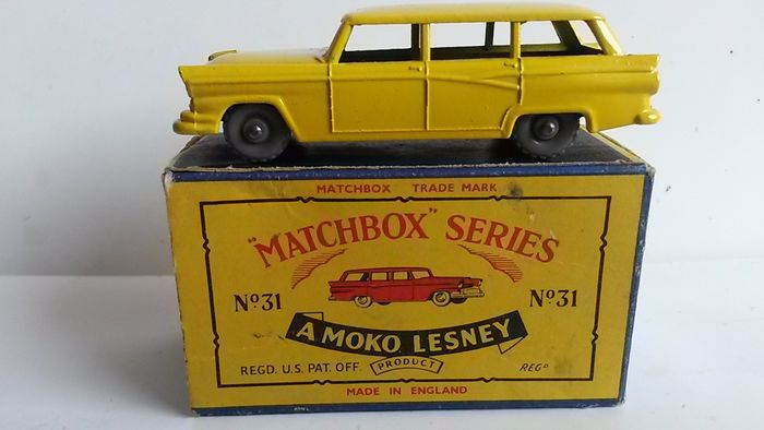 Matchbox - 1:87 - No.31 Ford Station Wagon