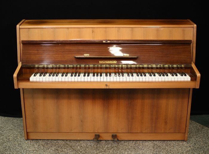 Weisbrod - stand - piano - Germania