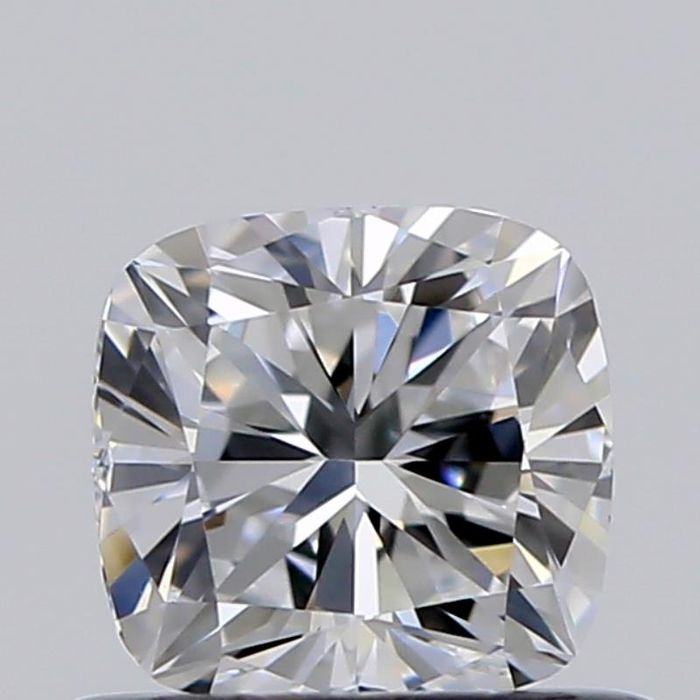 1 pcs Diamant - 0.50 ct - Coussin - E - VVS2, ***no reserve***