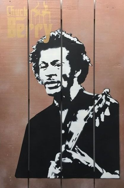 VEX - Chuck Berry; Godfather of Rock 'n' Roll