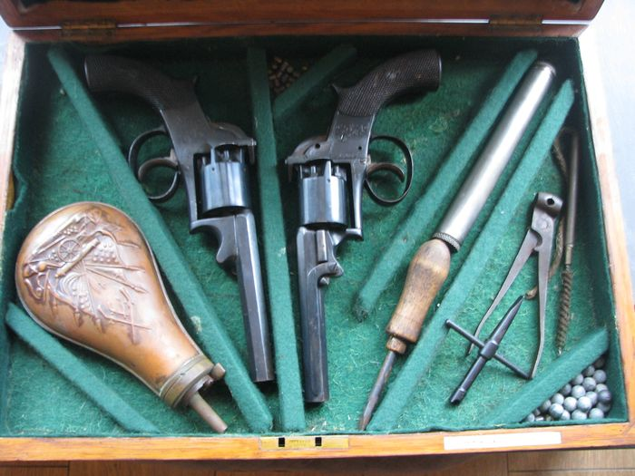 Royaume-Uni - Adams - Adams - Assault - Percussions - Revolver - 36