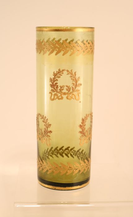 19th century gilded glass - Empire Style - Glass