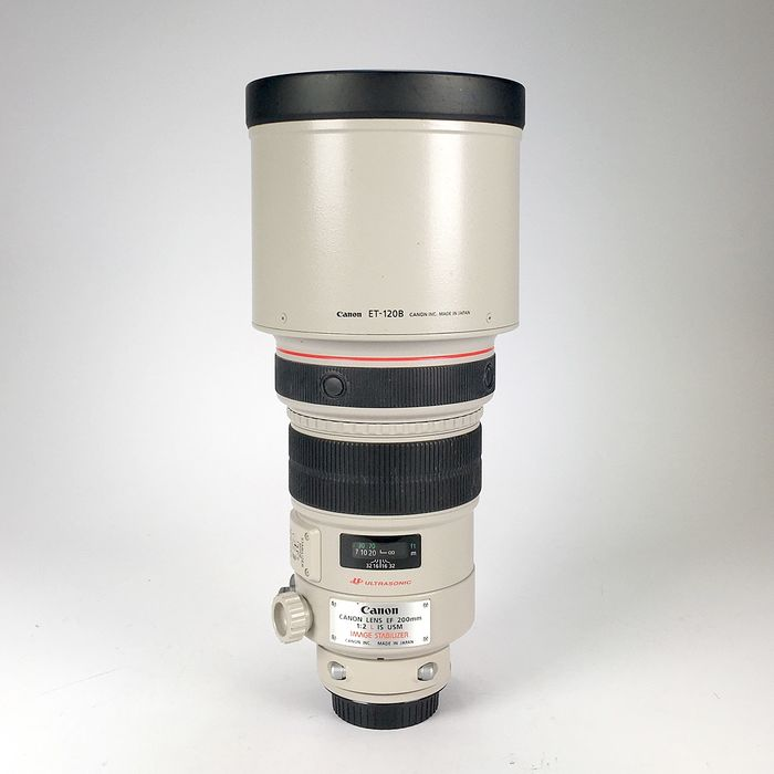 Canon EF 200 MM F/2.0 L IS USM
