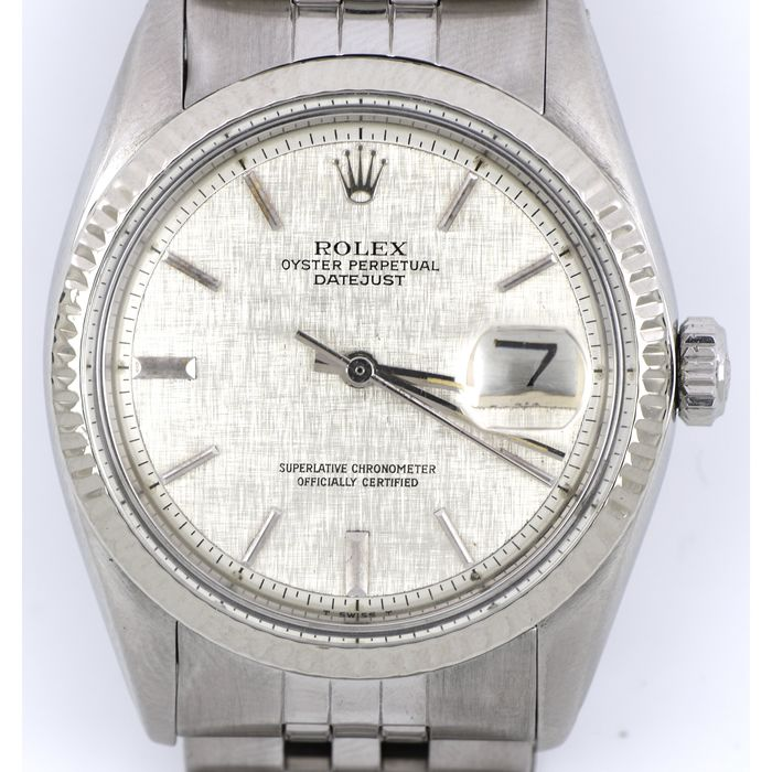 Rolex - Oyster Perpetual Datejust - 16013 - Heren - 1970-1979