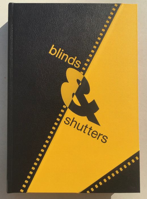 Michael Cooper - Blinds & Shutters [limited edition, signed by Eric Clapton, Keith Richards et al.] - 1990