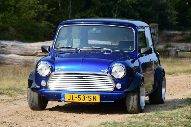 Preview of the first image of Mini - Classic Mini 1300 Restomod NO-RESERVE - 1983.