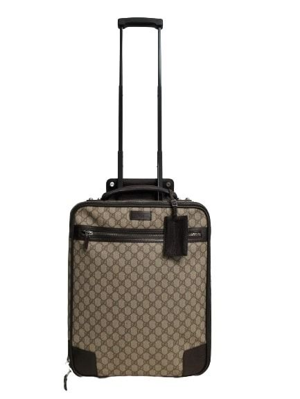Gucci - Trolley Sherry Suitcase