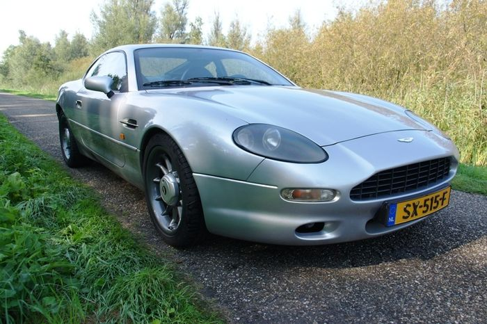 Aston Martin - DB7 i6  Alfred Dunhill limited edition  065 - 1999