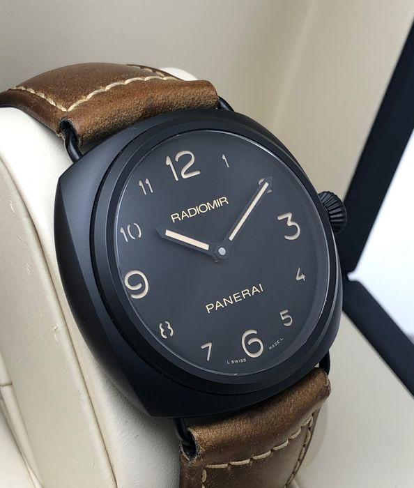 Panerai - Radiomir Black Seal Limited Edition 101 for Istanbul Boutique - PAM00613 - Herren - 2018