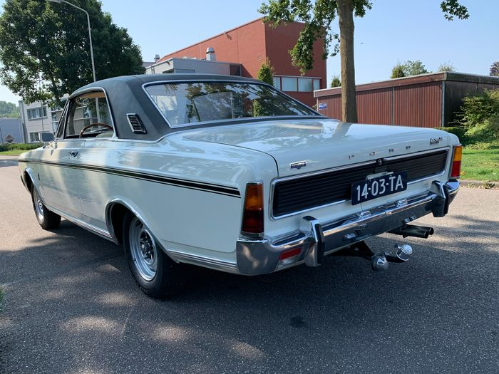 Ford Taunus 26 M XL 2600S V6 Coupe 1971