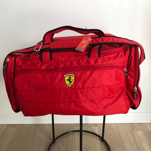 Ferrari Sports bag Sport Bag - Ferrari Sporttas Bag - Ferrari - After 2000