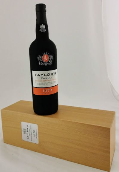 1970 Taylor's Single Harvest Tawny Colheita Port - 1 Botella (0,75 L)