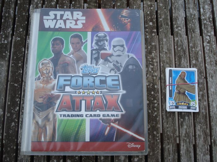 Star Wars - Lot of 172 - in Booklet - TOPPS - Carta collezionabile