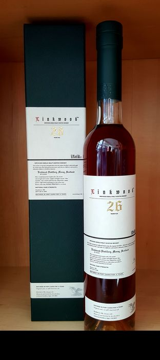 Linkwood 1981 26 years old Diageo Special Releases 2008 - 50cl