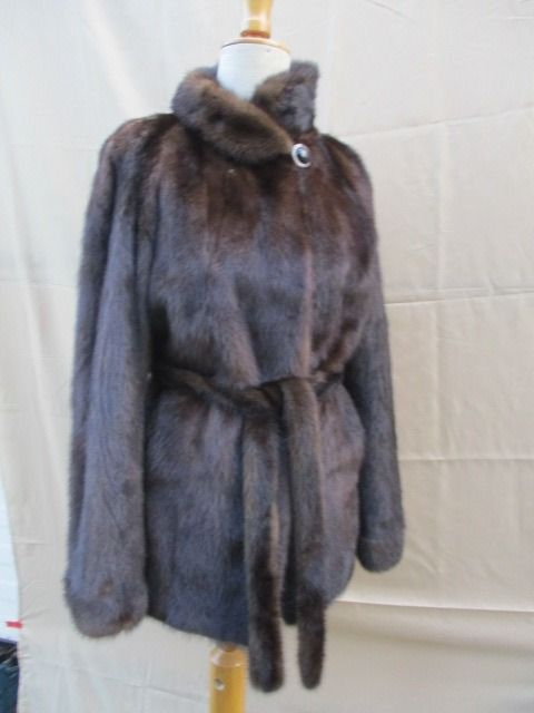 A craft product - Mink fur - Fur coat, Jacket - Made in: Italy