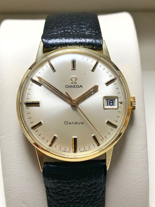 Omega - Vintage Dress Watch, 18 K Gold - Cal. 613 - Men - 1970-1979