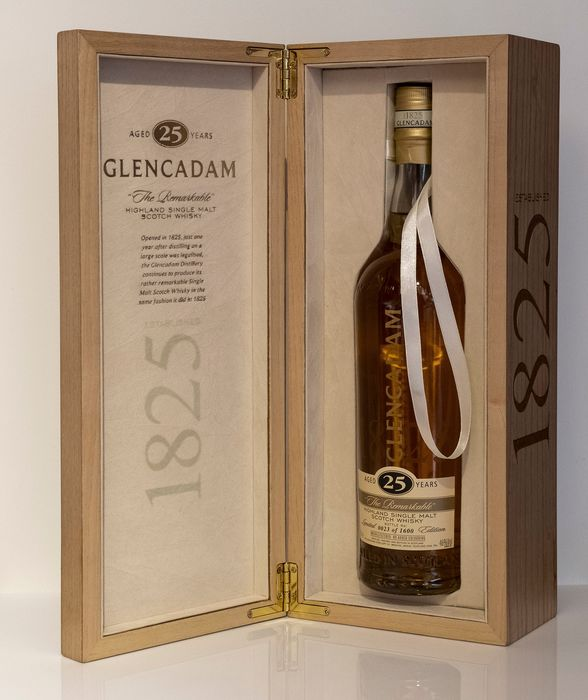 Glencadam 25 years old The Remarkable - 70cl