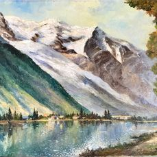 Georges Guérin - Le Mont-Blanc