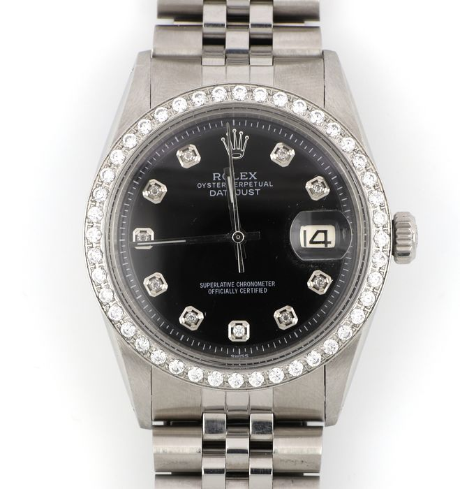 Rolex - Datejust - 1601 - Men - 1960-1969