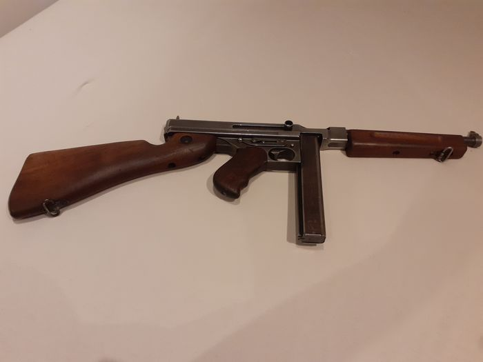 Verenigde Staten - Thompson/Center Firearms - M1A1 - Semi-Automatic - Machinegeweer - .45 ACP cal