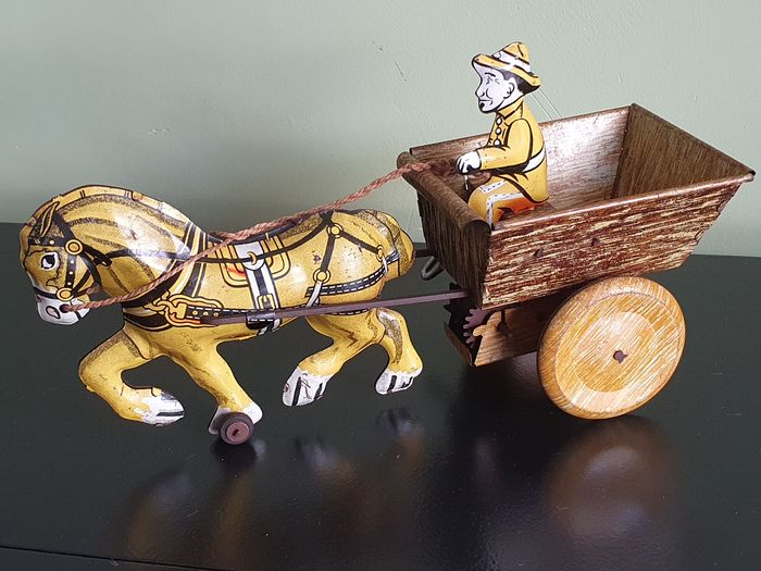 Marx - Horse and carriage