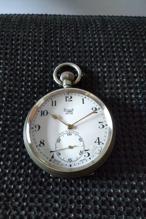 Limit - No 2 - pocket watch NO RESERVE PRICE  - Heren - 1901-1949