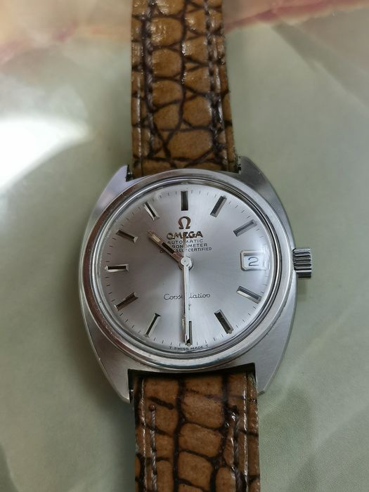 Omega - constellation automatic - 168.017 - Uomo - 1960-1969