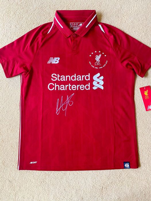 Liverpool - Europese voetbal competitie - Trent Alexander-Arnold - 2018 - Jersey(s)