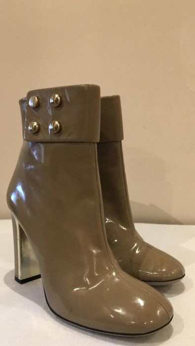 Gucci - 247670 Bottines - Taille: IT 41