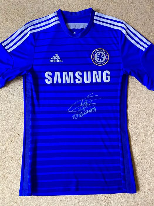 Chelsea - Europese voetbal competitie - Didier Drogba - 2012 - Jersey(s)