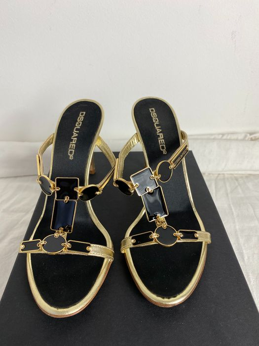 Dsquared2 Sandales - Taille: IT 36,5