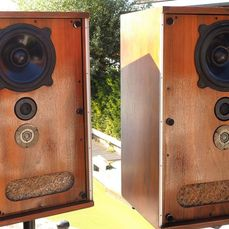 Bowers & Wilkins - DM-2a - Vintage 1978 speaker set