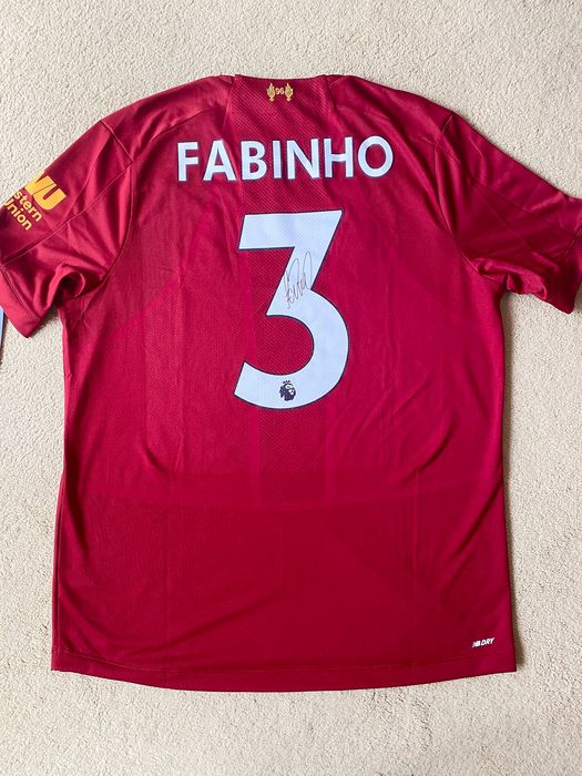 Liverpool - Europese voetbal competitie - Fabinho - 2019 - Jersey(s)
