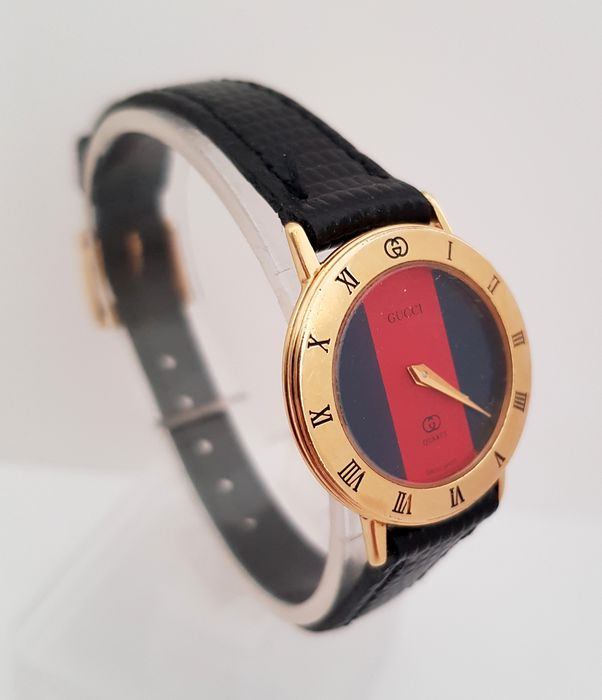 "Gucci - ""NO RESERVE PRICE"" - 3001.L - Dames - 1990-1999"