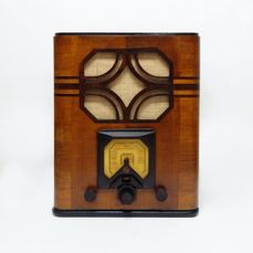 Philips - Super Inductance 638 A - Röhrenradio