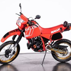 Gilera - RC Rally - 250 cc - 1988