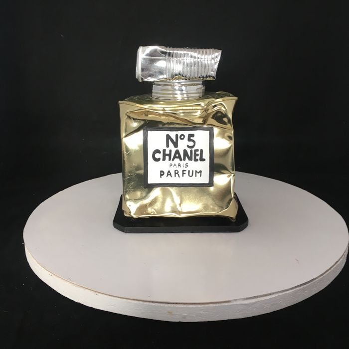 Norman Gekko - Crushed Chanel N.5 Mini