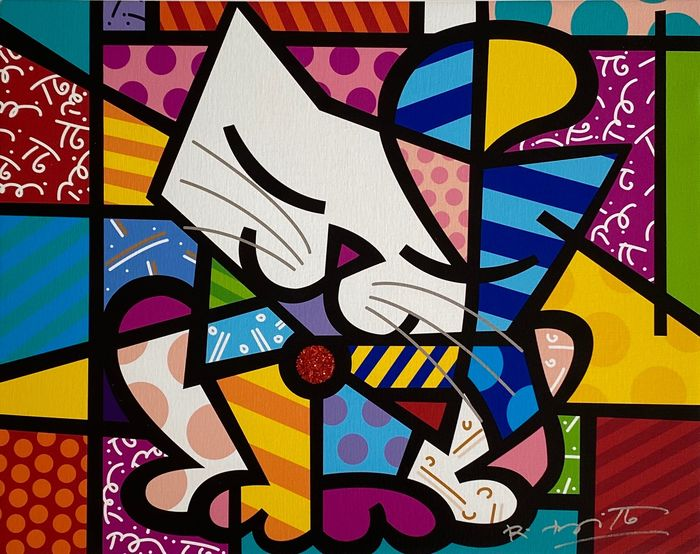 Romero Britto - Sam