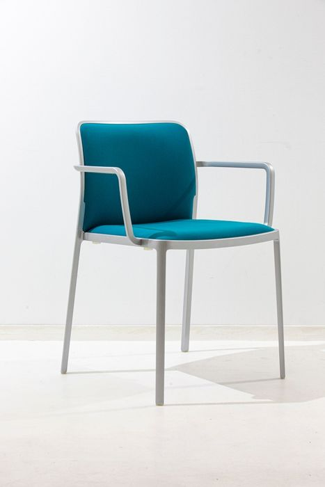 Piero Lissoni - Kartell - Chair, Stacking chair (2) - Audrey Soft