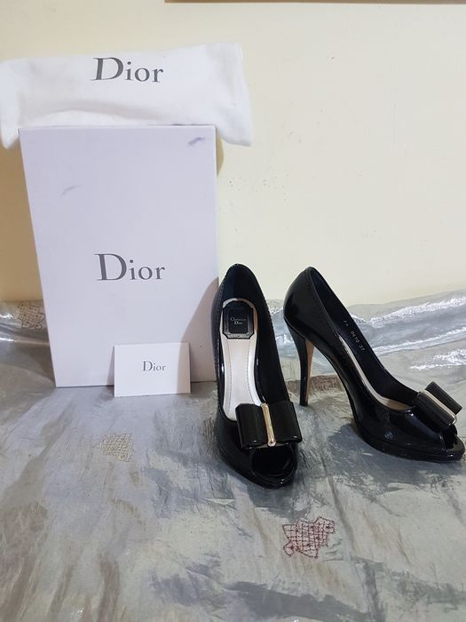 Christian Dior Escarpins - Taille: IT 37