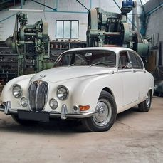 Jaguar - S Type - 1964