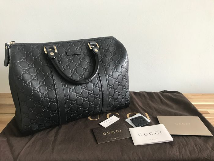 Gucci - Boston Handtasche