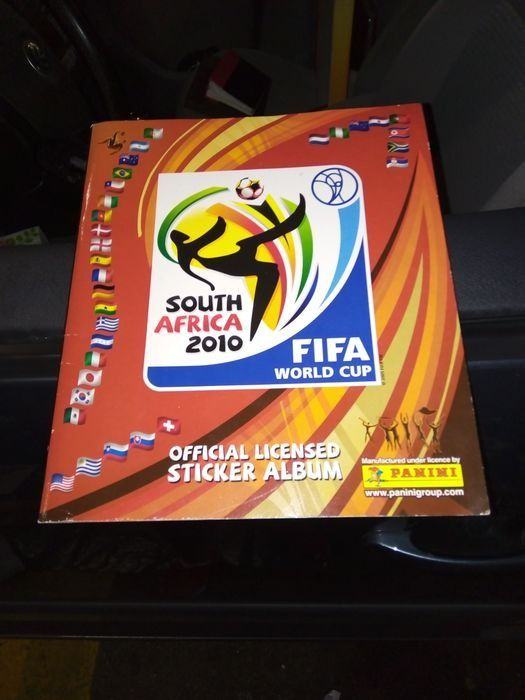 Panini - World Cup 2010 South Africa - Album complet