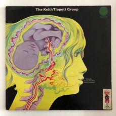 The Keith Tippett Group - Dedicated to you, but you weren't Listening - LP Album - 1971