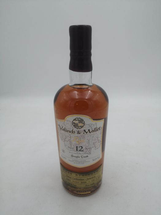 Saint Catherine 2007 12 years old Valinch & Mallet - b. 2020 - 70cl