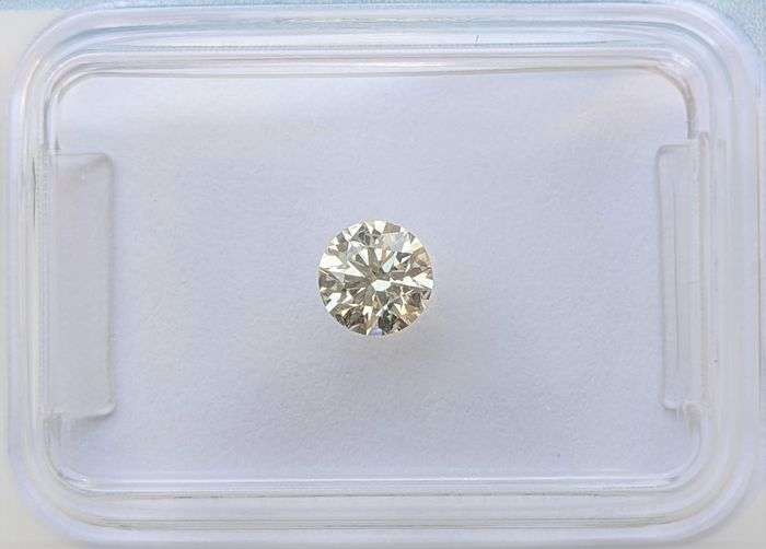 Diamant - 0.29 ct - Brillant - M - VVS1, No Reserve Price