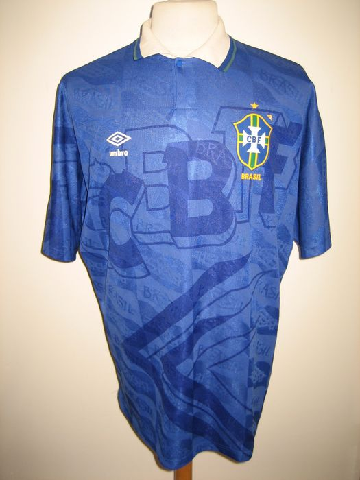 Brazilië - Coupe du Monde de Football - 1994 - Jersey(s)