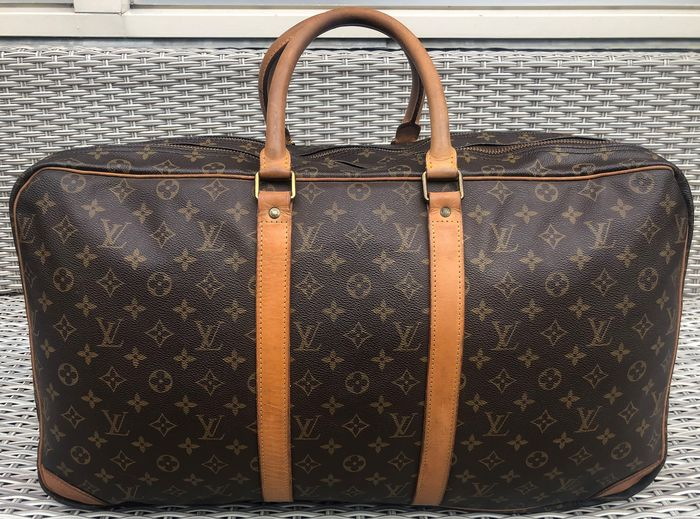 Louis Vuitton - Sirius 55 2 Poches Travel bag